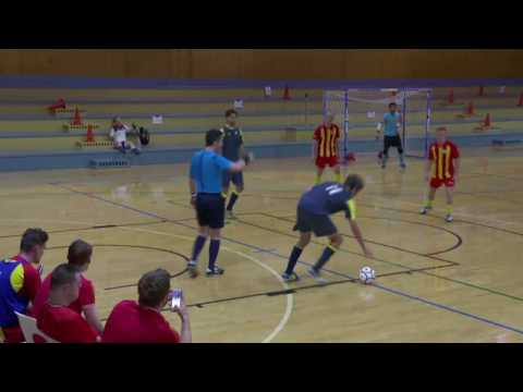 South Brisbane vs Sunshine Coast Wave - Open Men Final - SEQFPL 2016-2017