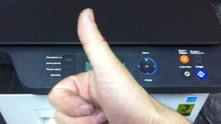 Samsung M2070 как достать, вытащить картридж