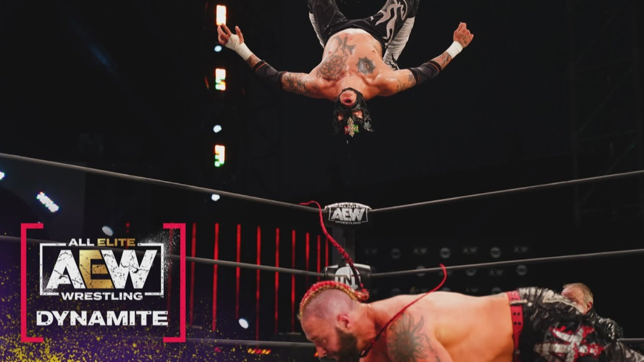 Lance Archer or Rey Fenix? Who Qualified for the Face of the Revolution Ladder Match? | AEW Dynamite