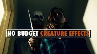 No Budget Creature Effects