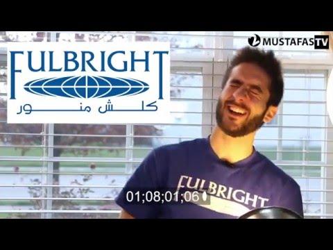 Fulbright Scholarship - بعثة فل برايت - امريكا