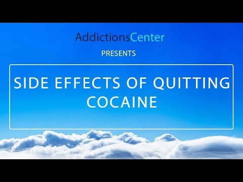 Side Effect Of Quitting Cocaine - 24/7 Helpline Call 1 (800) 615-1067