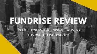 Fundrise مراجعة: هل هذا حقا أسهل طريقة للاستثمار في العقارات ؟