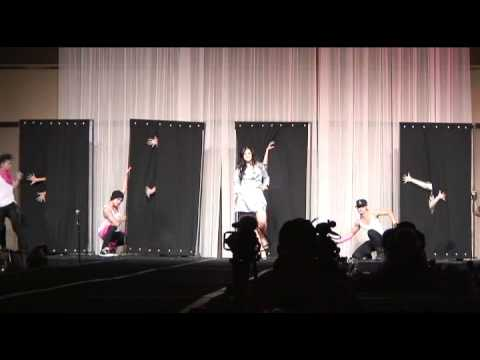 Miss Hawaii USA Jonelle Layfield's STEPDOWN Performance