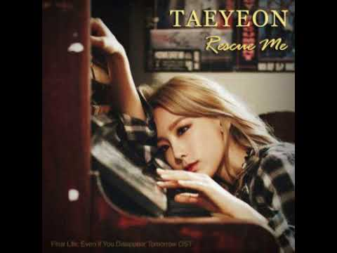 [Indonesian Cover] Taeyeon - Rescue Me