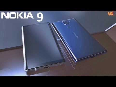 nokia-9-official,-first-impressions,-price,-release-date,-specifications--bezel-less-design!