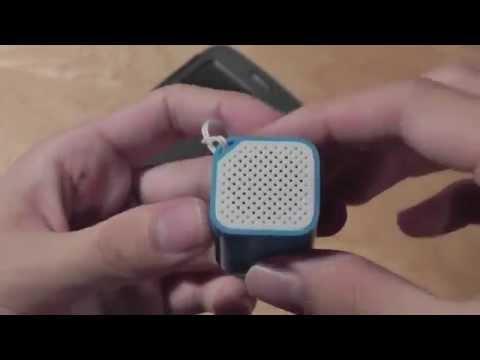 REVIEW: World's Smallest Mini Bluetooth Speaker?