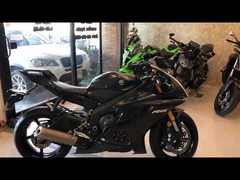 BIKER THAILAND | Used 2019 Yamaha R6 Black Review Detail & Price