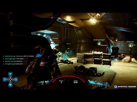 Mass Effect Andromeda Multiplayer - Firebase Derelict (Silver) (XBOX ONE)