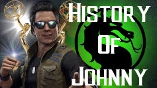 History Of Johnny Cage Mortal Kombat 11 (REMASTERED)