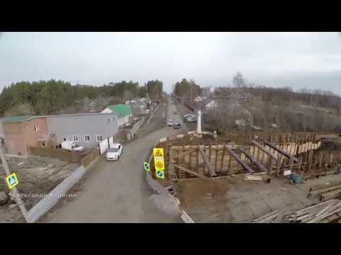 ул. Дальняя и строительство тоннеля для трамваев #Samara