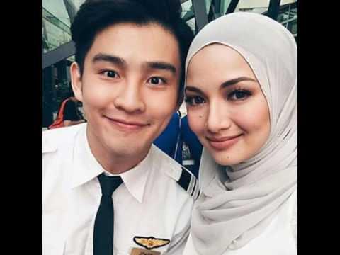 Momen Romantis Artis malaysia