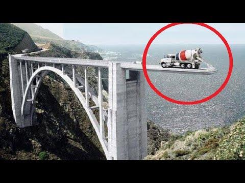 Incredible Modern Bridge Construction Technology - Biggest Crane Heavy Equipment Machines Working
