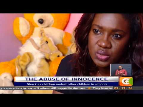 The abuse of innocence #SundayLive