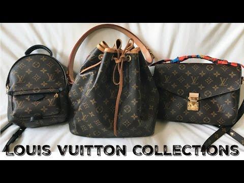 我的Louis Vuitton包包合集/最常用的LV们(都是老花款)