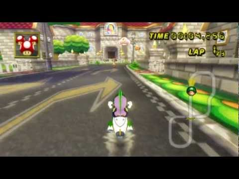 Mario Kart Wii Custom Characters Rainbow Dash Pinkie Pie