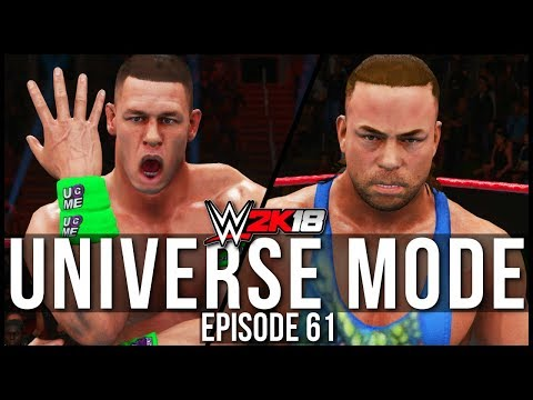 WWE 2K18 | Universe Mode - 'GREAT BALLS OF FIRE PPV!' (PART 2) | #61