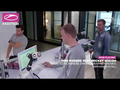 Tom Rogers ft Mickey Shiloh - Train To Nowhere (Photographer remix) [As played on A State of Trance)