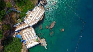 Antalya İnciraltı Halk Plajı Incıraltı beach