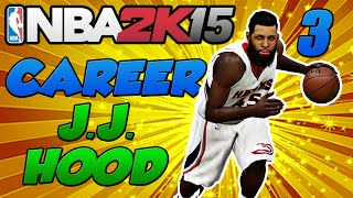 NBA 2K15 My Career #3 - Gotta Give Me The Rock (NBA 2k15 My Player Career)