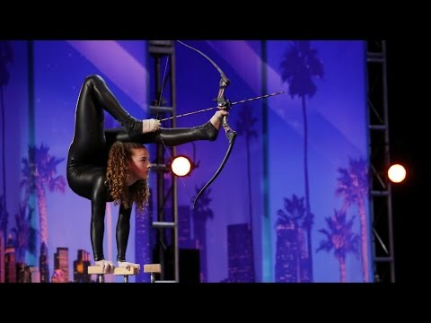 Snake Dance on Ameica's Got Talent - Sofie Dossi