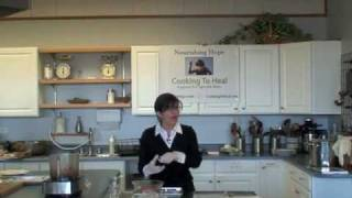 Autism Diet & Nutrition Cooking - Beef/liver Burgers From Cooking To Heal By Julie Matthews