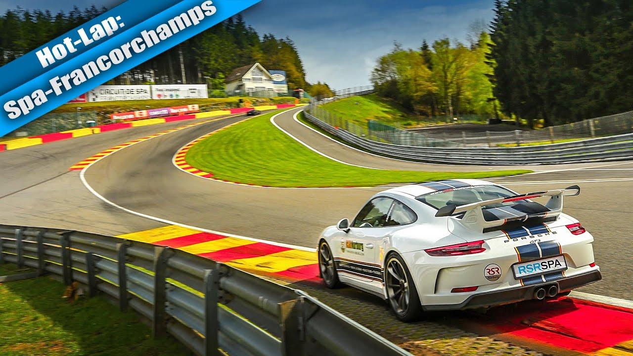 The ULTIMATE Manual - 2018 Porsche GT3 991.2 Hot Lap (2:40.6)