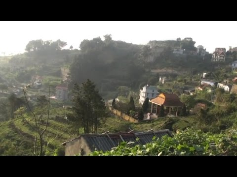 Phượt Tam Đảo : Thị trấn bên vách núi