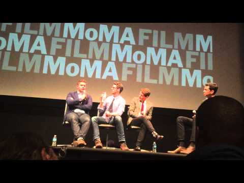 Matthew Goode The Imitation Game Q&A MoMA Contender