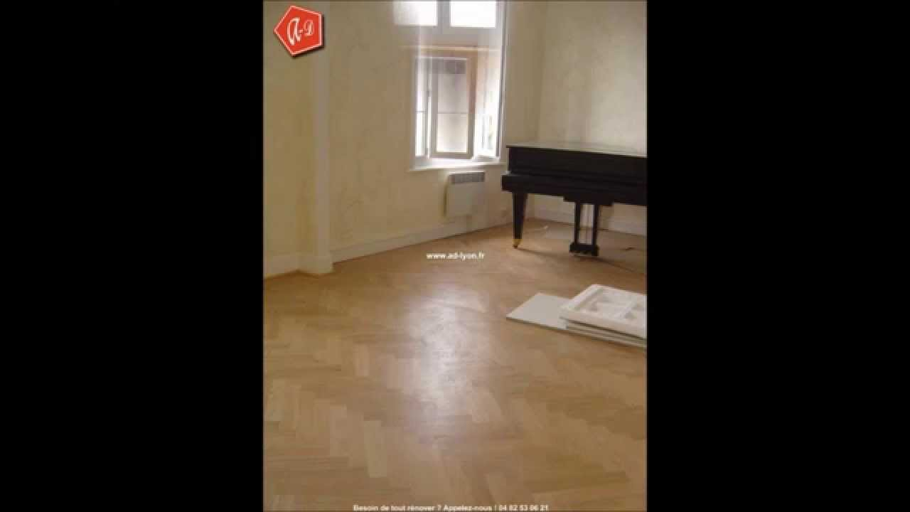 pon age et vitrification de parquet youtube. Black Bedroom Furniture Sets. Home Design Ideas
