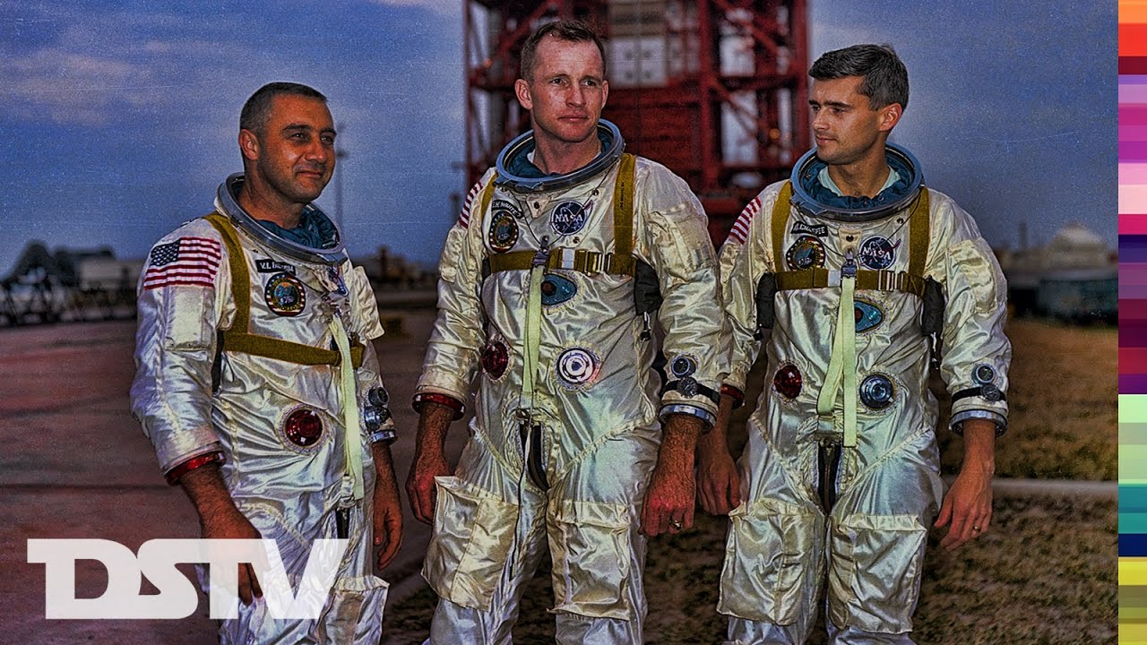 the apollo 1 disaster as it happened the day after live on tv youtube. Black Bedroom Furniture Sets. Home Design Ideas