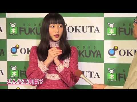桜井日奈子 週プレ CM スチル画像。CM動画を再生できます。