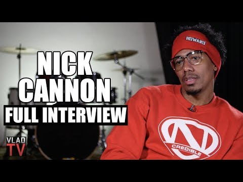 Nick Cannon on Mariah, Migos, SZA, Chappelle, Chris Rock (Full Interview)