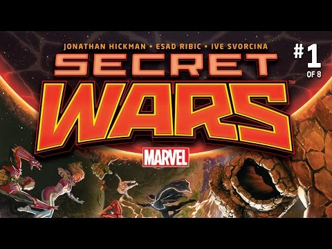 Secret Wars 2015: Part 1 - The End of Everything