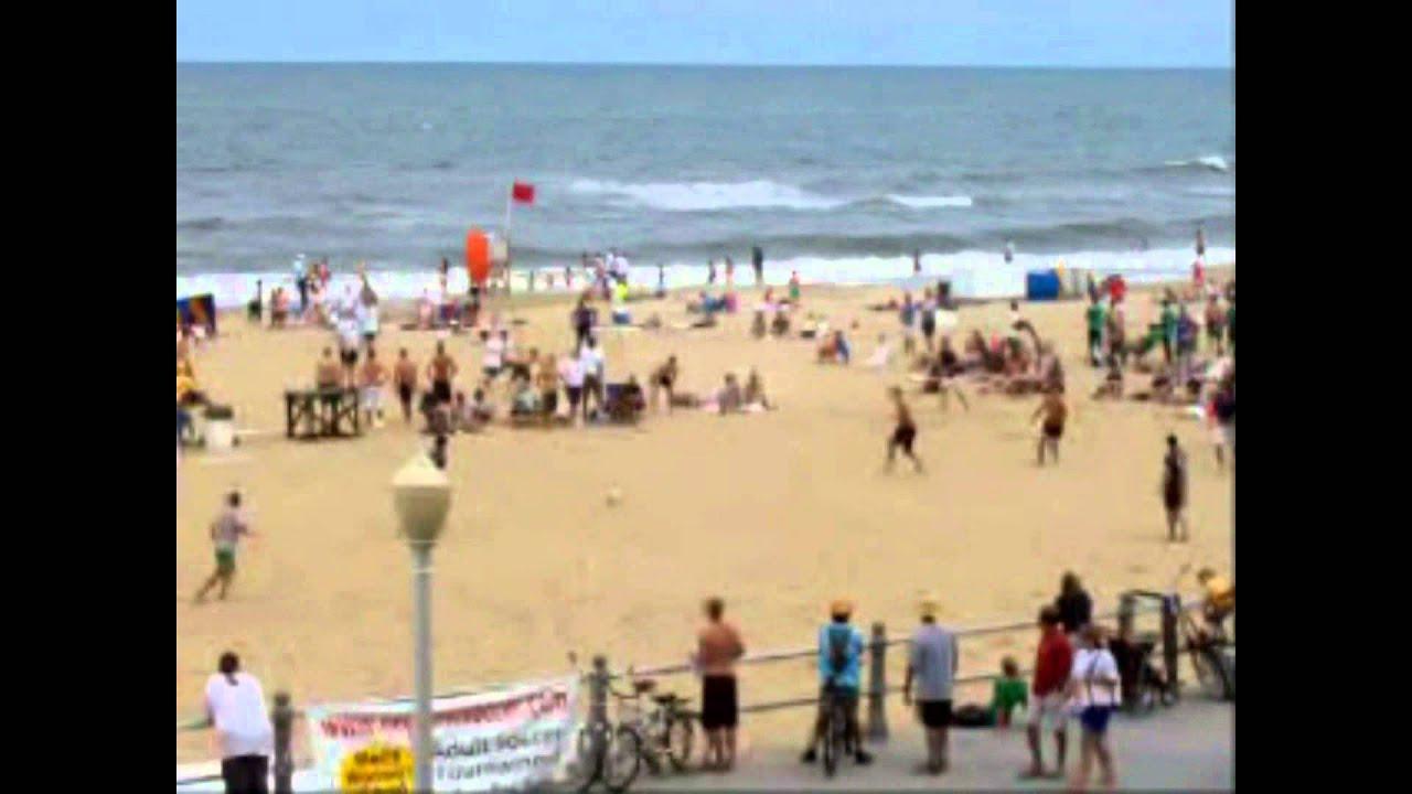 Scenes Of The Sand Soccer Tournament 2007 Virginia Beach Va