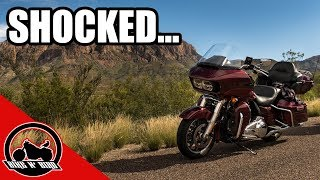 Why I Didn't Buy the 2017 Road Glide Ultra...