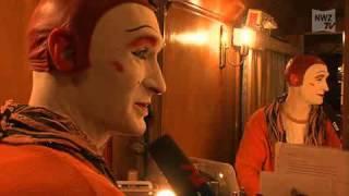 Hausbesuch bei Circus Roncalli