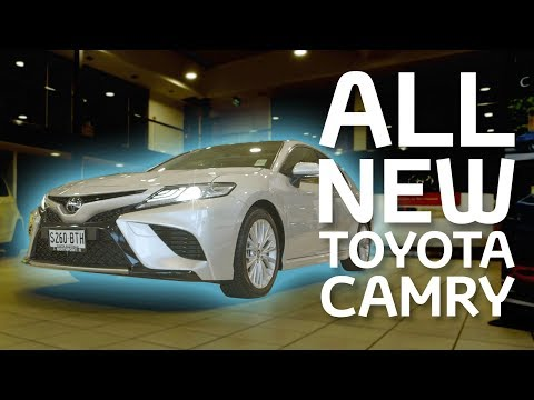 2018 Toyota Camry Model Overview | Australia