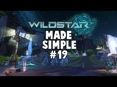 Capital Cities - Important NPCS, Thayd/Illium Recall Item / WildStar Made Simple#19