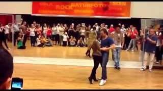 Korke and Judith - Sensual  Bachata - Dile al amor (Aventura)
