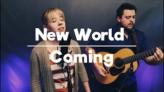 New World Coming:🆕🌎 (Mama Cass Cover) | #ZaggieWednesdays