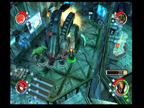 iso marvel ultimate alliance 2 ps2