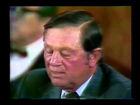 Ford Confirmation Hearings - Opening Statement by Howard Cannon