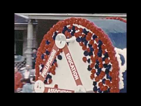 Phillipsburg NJ Centennial Parade May 21, 1961