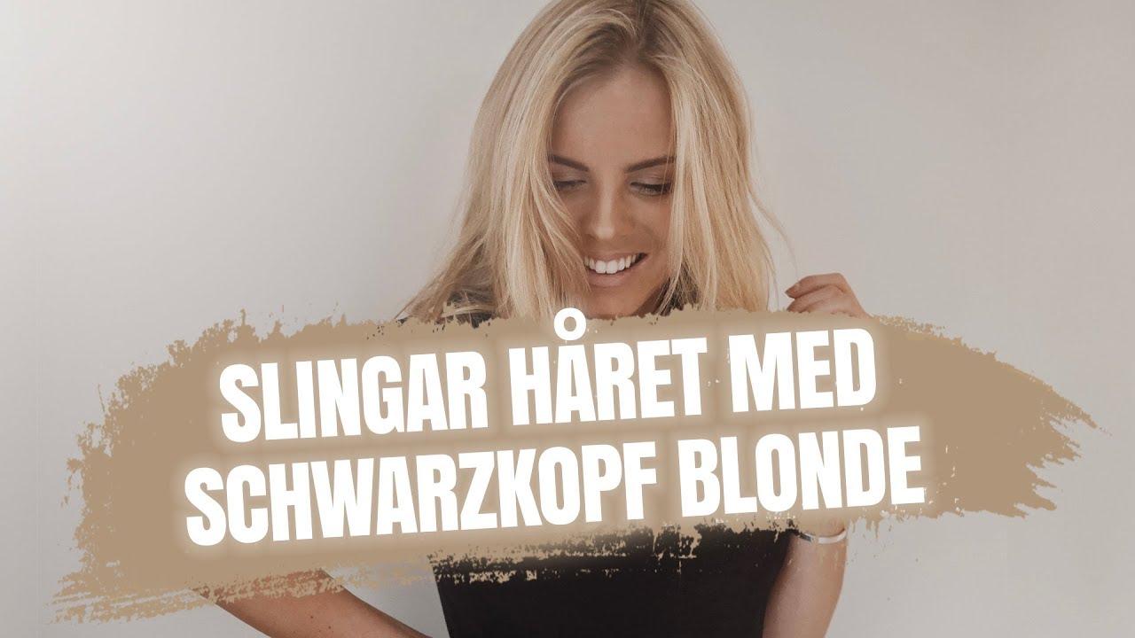 Schwarzkopf m1 blond Schwarzkopf Nordic
