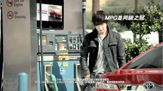 2012 toyota camry the one and only cf版 李敏鎬 flv