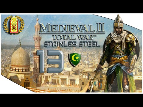 Medieval 2 Total War Stainless Steel Seljuk Empire Rise Campaign | PART 13