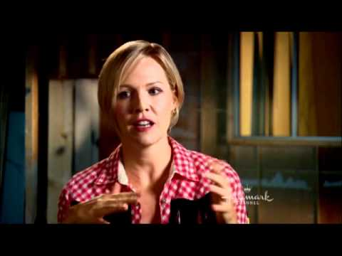 HALLMARK CHANNEL  ACCIDENTALLY IN LOVE  Jennie On doing a movie her husband wrote