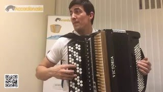 Button Accordion Improvisation - 香港手風琴音樂學院 HK Accordion School of Music