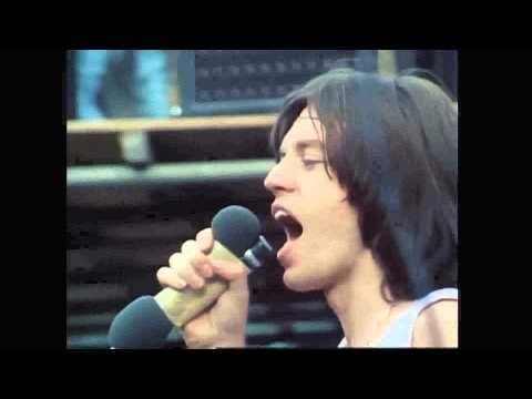The Rolling Stones - Honky Tonk Woman (Live on Hyde Park)